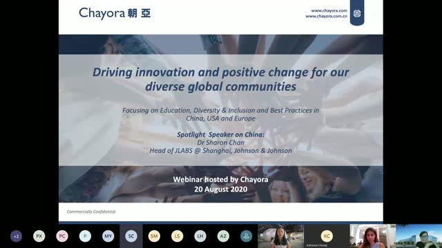 Driving innovation and positive change for our diverse global communities