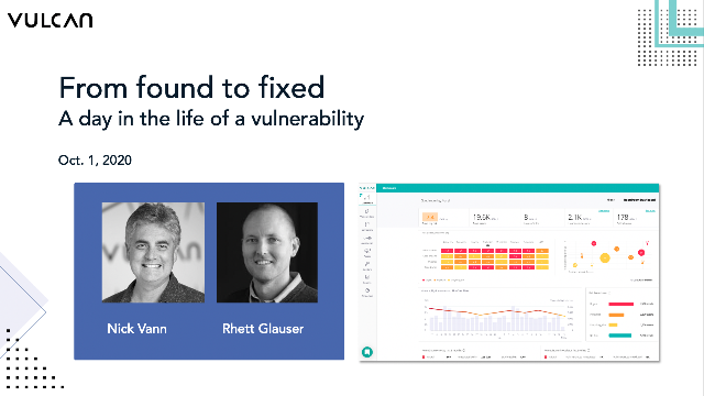 From found to fixed - A day in the life of a security vulnerability