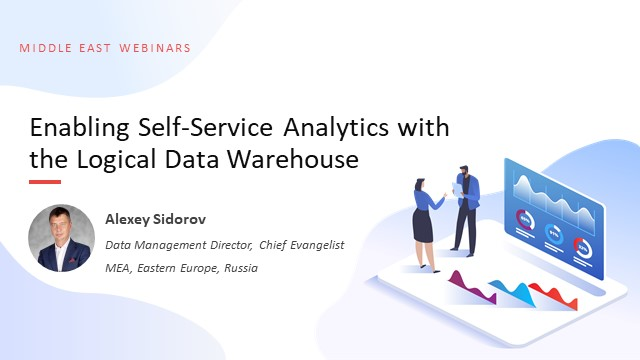 Enabling Self-Service Analytics with Logical Data Warehouse