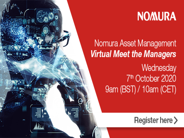 Nomura's Meet the Managers 2020