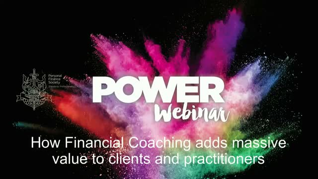 How Financial Coaching adds massive value to clients and practitioners