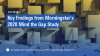 Key Findings from Morningstar's 2020 Mind the Gap Study