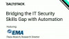 Bridging the IT Security Skills Gap with Automation - Featuring EMA