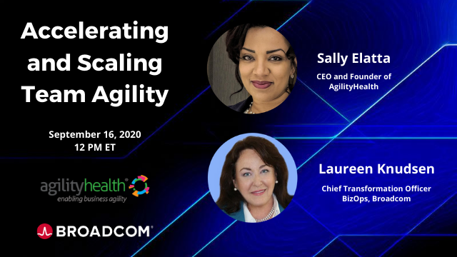 Accelerating and Scaling Team Agility
