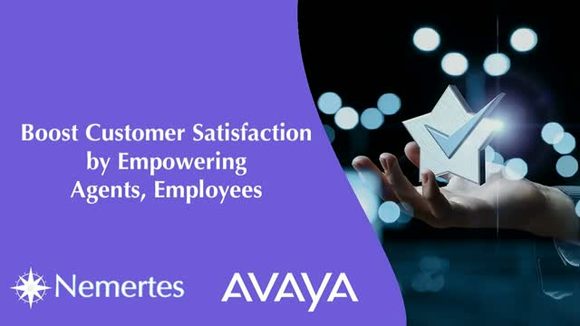 Boost Customer Satisfaction by Empowering Agents, Employees