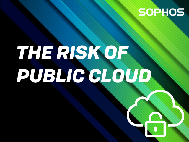 The Risk of Public Cloud