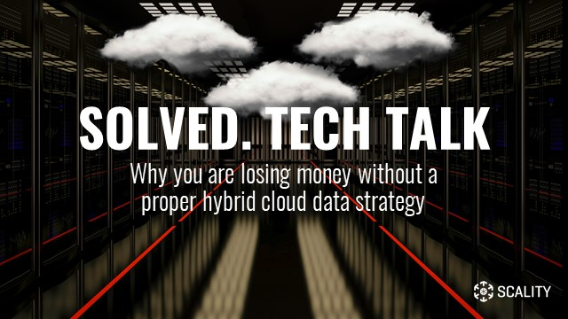 Why You Are Losing Money Without a Proper Hybrid Cloud Data Strategy