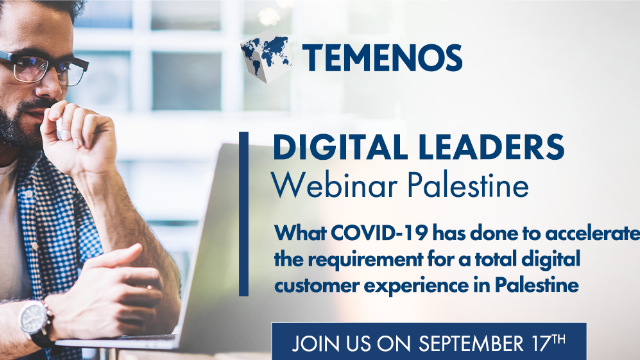 What COVID-19 has done to accelerate digital customer experience in Palestine
