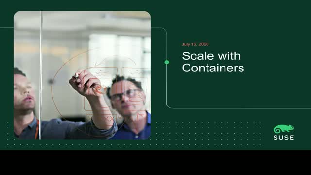 Scale With Containers (SUB-ES)