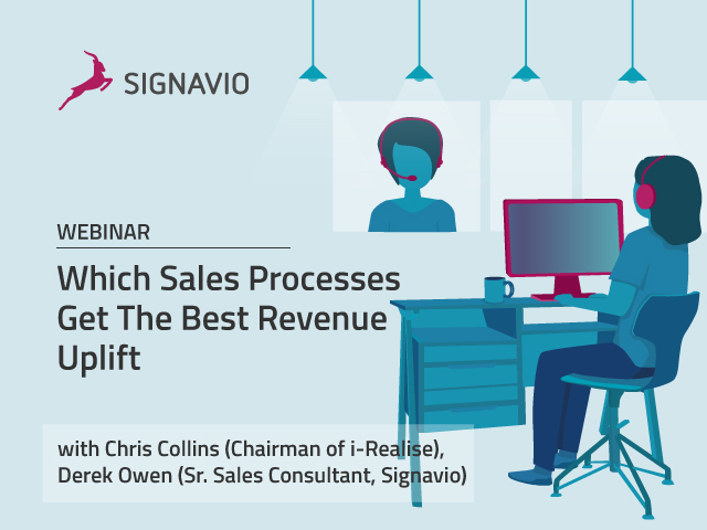 Which Sales Processes Get The Best Revenue Uplift?