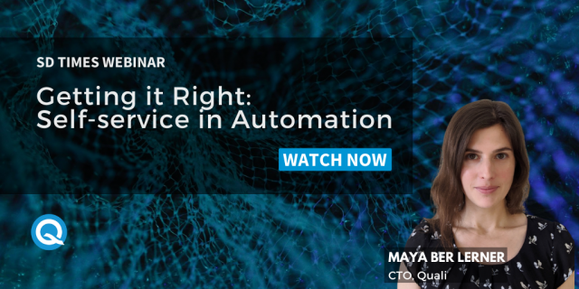 Getting it Right: Self-service in Cloud Automation