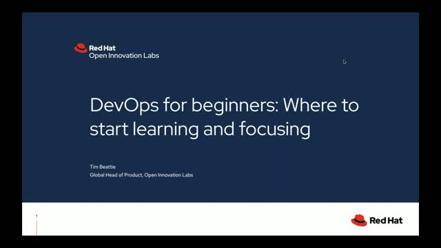 DevOps for Beginners: Where to Start