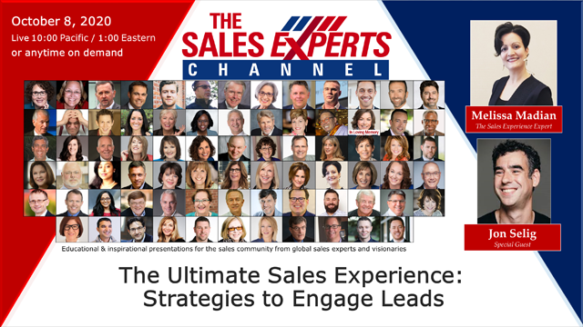 The Ultimate Sales Experience: Strategies to Engage Leads