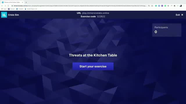 Threats at the Kitchen Table: Balancing Security & Usability In Remote Workforce