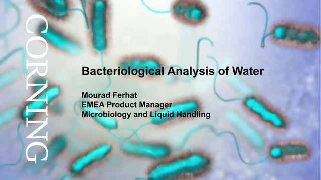 Bacteriological Analysis of Water