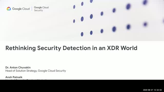 Rethinking Security Detection in an XDR World
