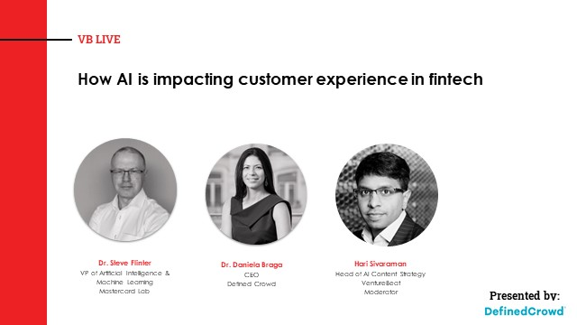 How AI is impacting customer experience in fintech