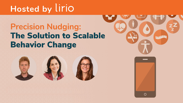 Precision Nudging: The Solution to Scalable Behavior Change