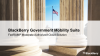 BlackBerry Government Mobility Suite
