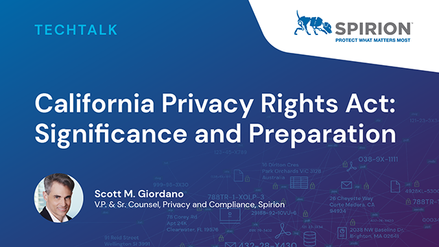 California Privacy Rights Act: Significance and Preparation