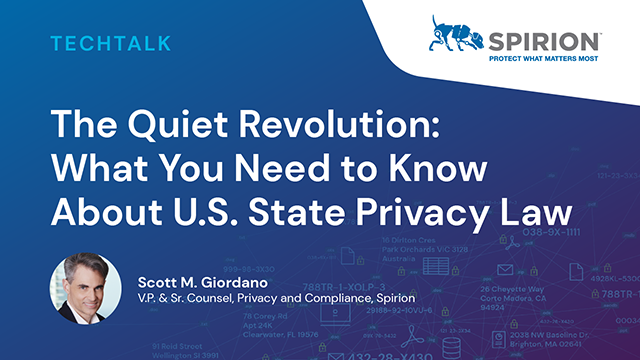 The Quiet Revolution: What You Need to Know About U.S. State Privacy Laws