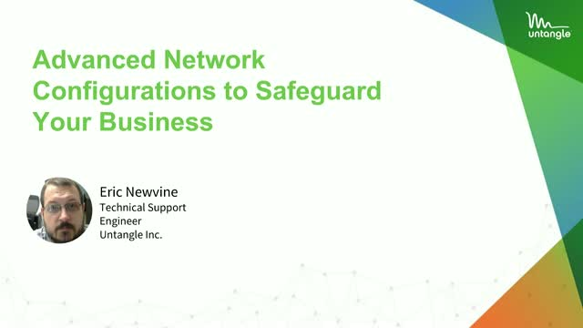 Advanced Network Security Configurations to Safeguard Your Business