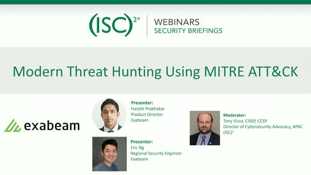 Modern Threat Hunting Using MITRE ATT&CK