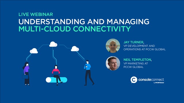 Understanding and managing multi-cloud connectivity