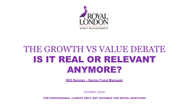 The growth vs value debate: is it real or relevant anymore?