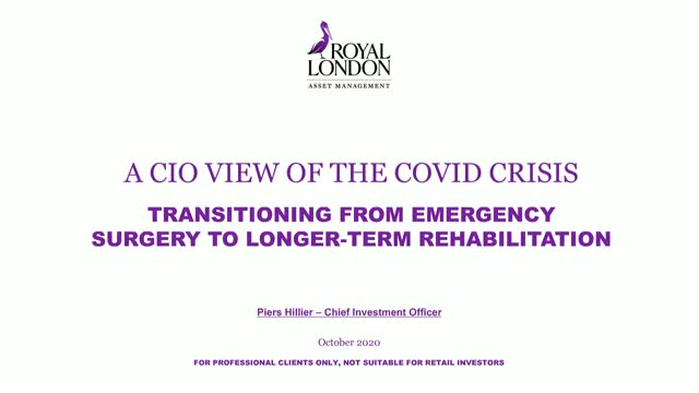 A CIO view of the Covid crisis
