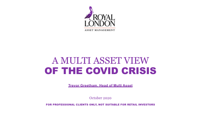 A multi asset view of the Covid crisis