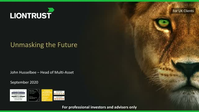 Liontrust Views - Unmasking the future (UK ONLY)