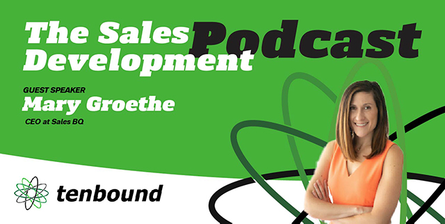 Mary Grothe - How RevOps Supports Sales Development