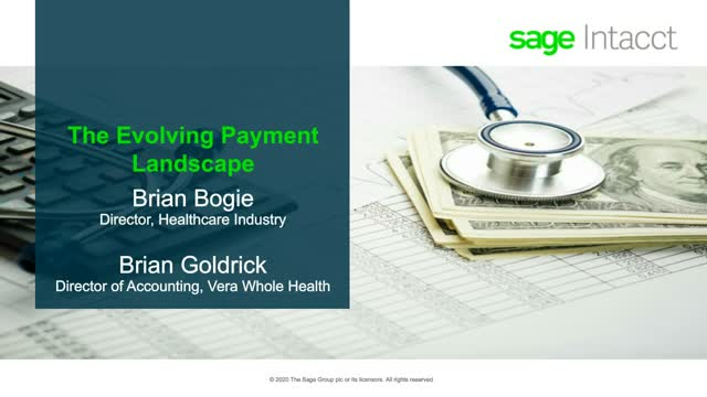 The Evolving Payment Landscape in Healthcare