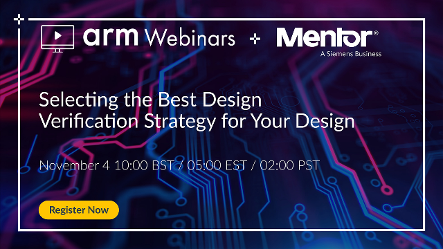 Selecting the Best Design Verification Strategy for Your Design