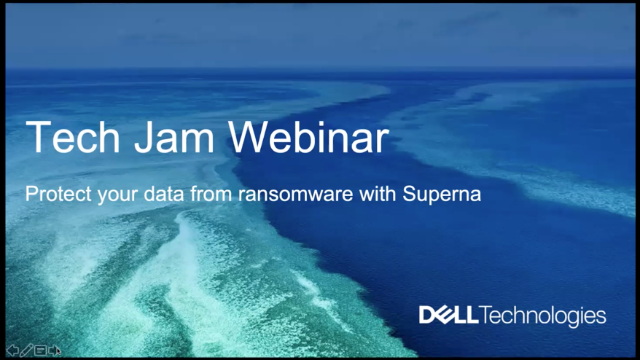 Tech Jam Series - Protect Yourself from the Increased Risk of Ransomware & Other