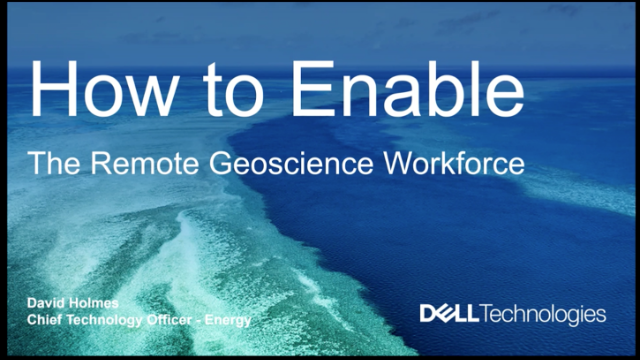 Tech Jam Series - How to Enable the Remote Geoscience