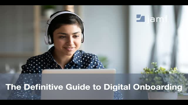 The Definitive Guide to Digital Onboarding