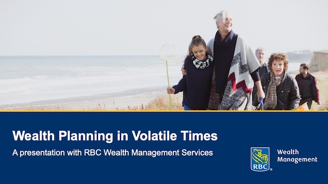 Wealth Planning in Volatile Times