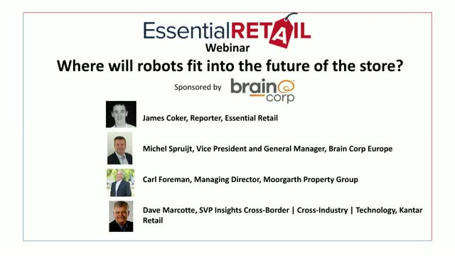 Where will robots fit into the future of the store?