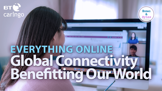 Everything Online: How Global Connectivity Benefits Our World, Brews & Bytes