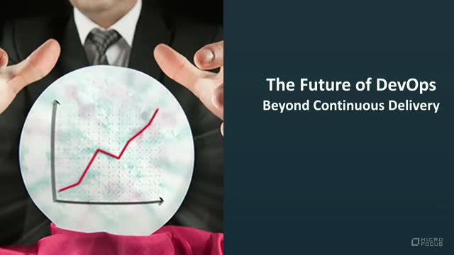 The Future of DevOps: Beyond Continuous Delivery