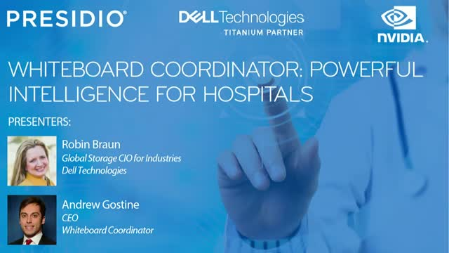 Whiteboard Coordinator: Powerful Intelligence for Hospitals