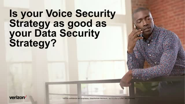 Build a Strong Voice Security Strategy