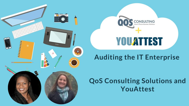 Auditing the IT Enterprise ft. QoS Consulting Solutions Co-Founders