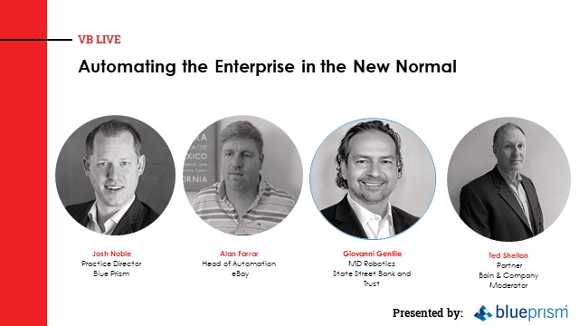 Automating the Enterprise in the New Normal
