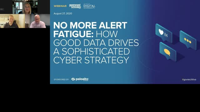 No More Alert Fatigue: How Good Data Drives A Sophisticated Cyber Strategy