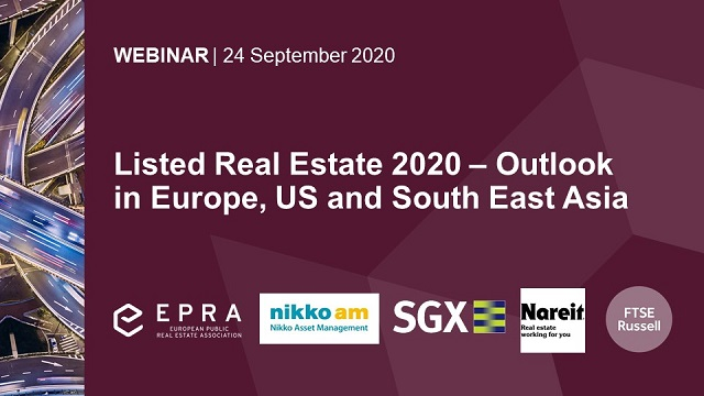 Listed Real Estate: Outlook and opportunities in Europe, US and South East Asia