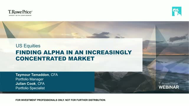 US Equities: finding alpha in an increasingly concentrated market