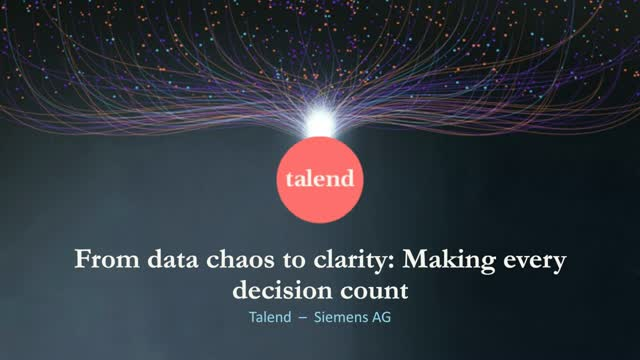 Supporting hybrid cloud strategy at Siemens with AI and Trusted Data​